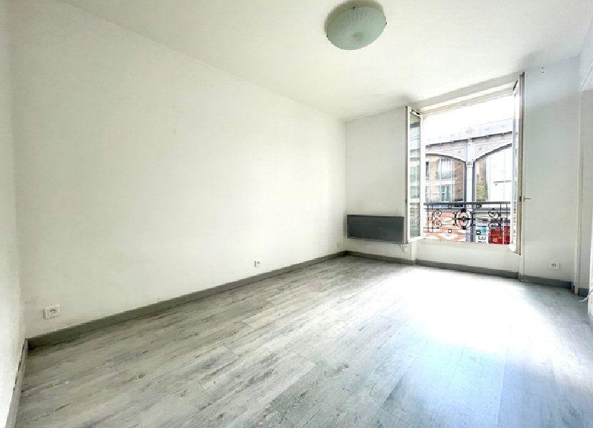Appartement à louer 34.76m2 à Paris 19