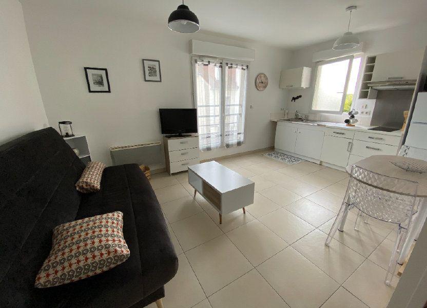 Appartement à louer 24m2 à Montévrain