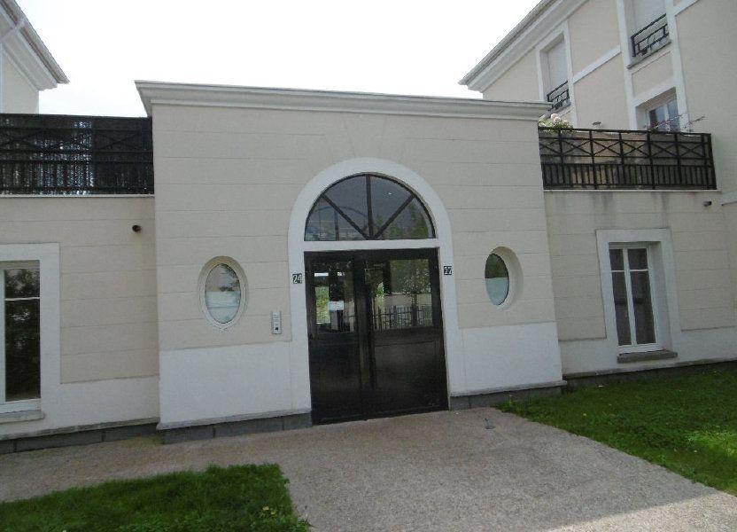 Appartement à louer 42.72m2 à Magny-le-Hongre