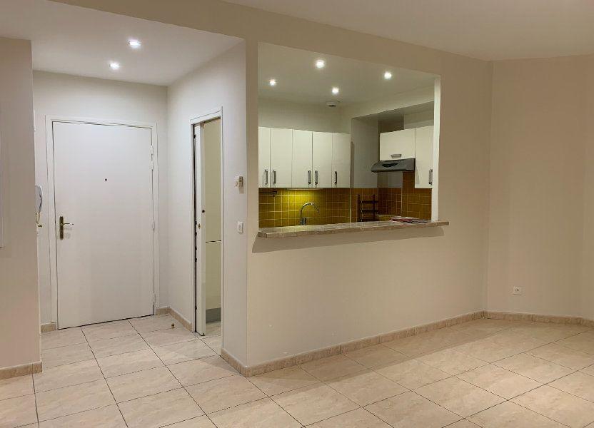Appartement à louer 58.5m2 à Montévrain