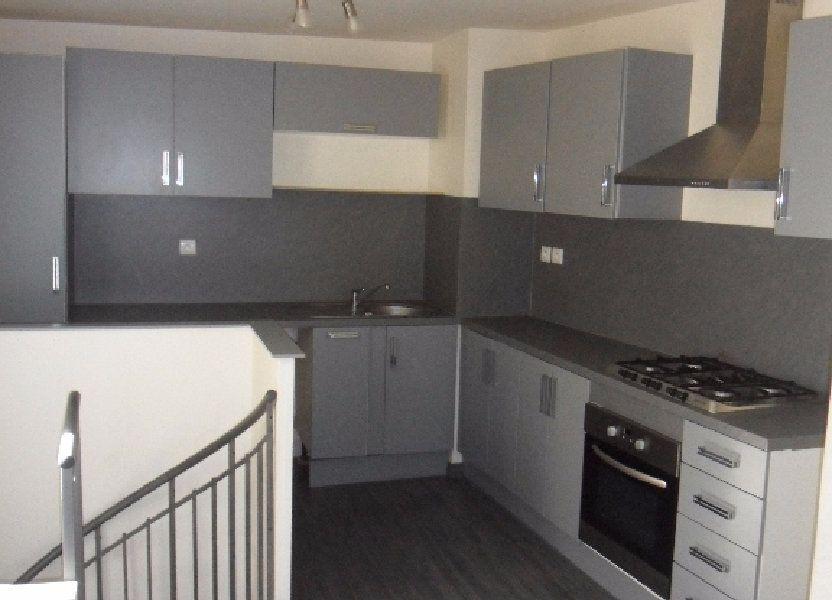 Appartement à louer 52.66m2 à Faremoutiers