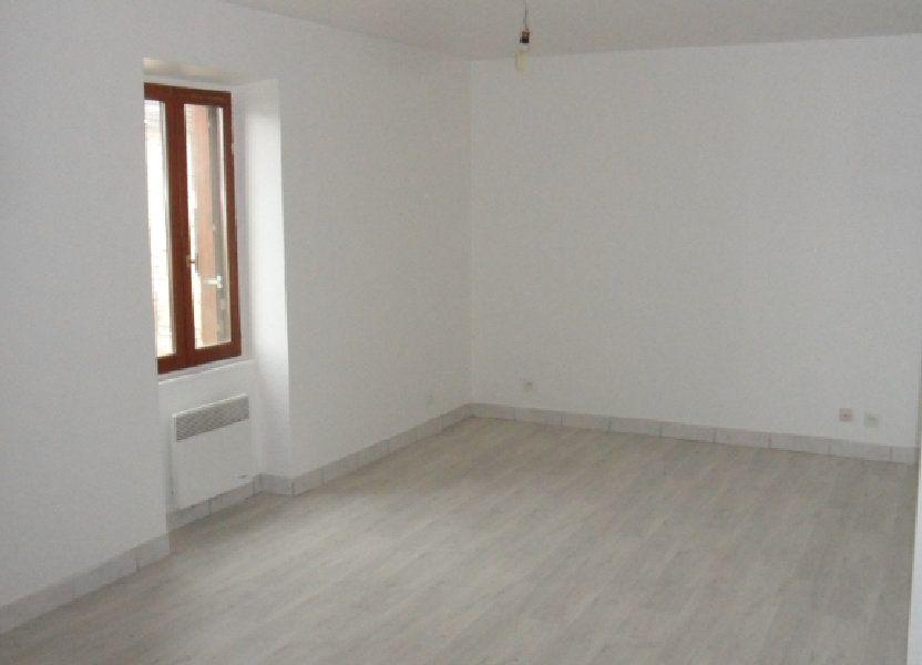 Appartement à louer 51.8m2 à Bouleurs
