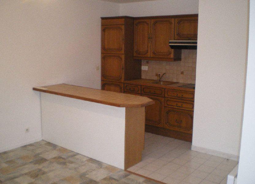 Appartement à louer 30.5m2 à Crécy-la-Chapelle