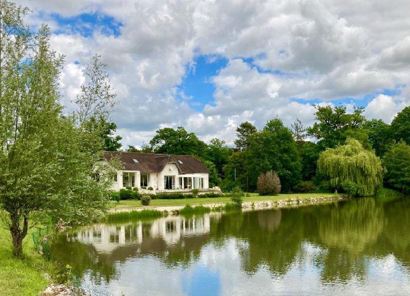 Maison à vendre 460m2 à Villeneuve-le-Comte