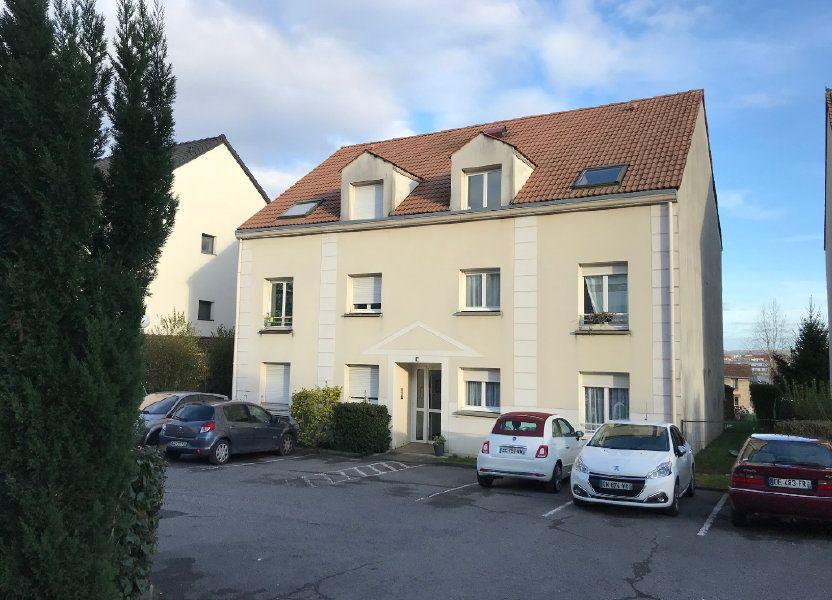Appartement à louer 45.92m2 à Villenoy