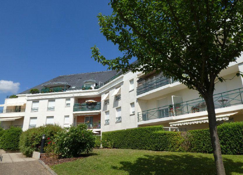 Appartement à louer 54m2 à Saint-Cyr-sur-Loire