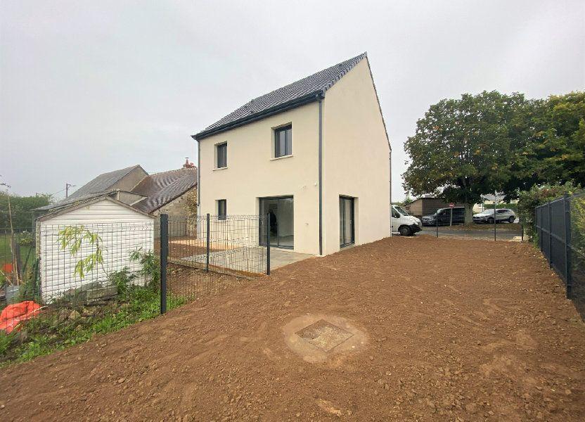 Maison à louer 91m2 à Montlouis-sur-Loire