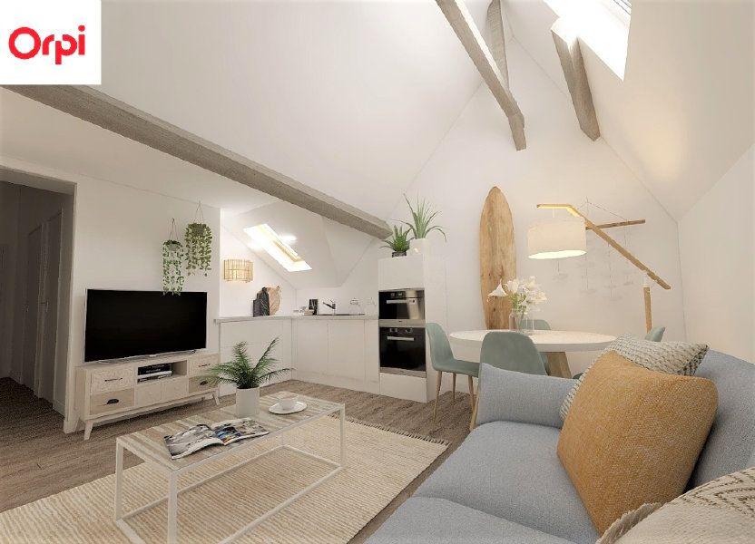 Appartement à louer 30m2 à Bléré
