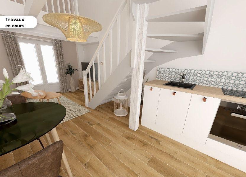 Appartement à louer 41m2 à Bléré