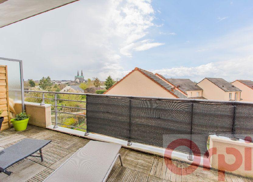 Appartement à vendre 77.59m2 à Chartres