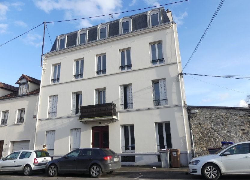 Appartement à louer 29m2 à Poissy