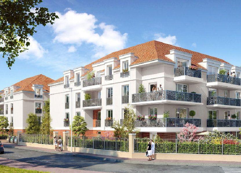 Appartement à louer 64.75m2 à Achères