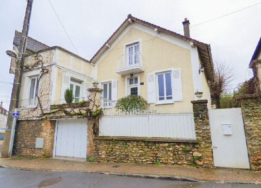Maison à vendre 91m2 à Vernouillet