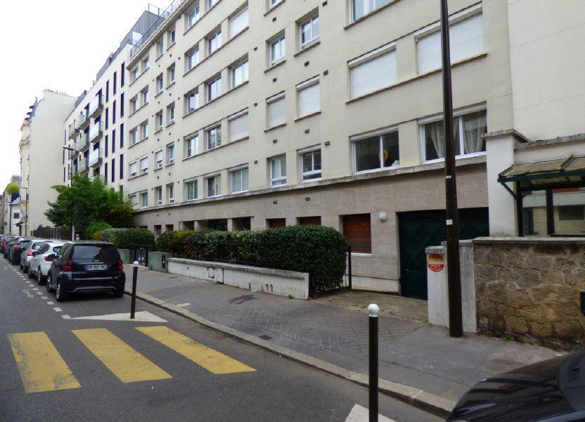 Appartement à louer 23.86m2 à Boulogne-Billancourt
