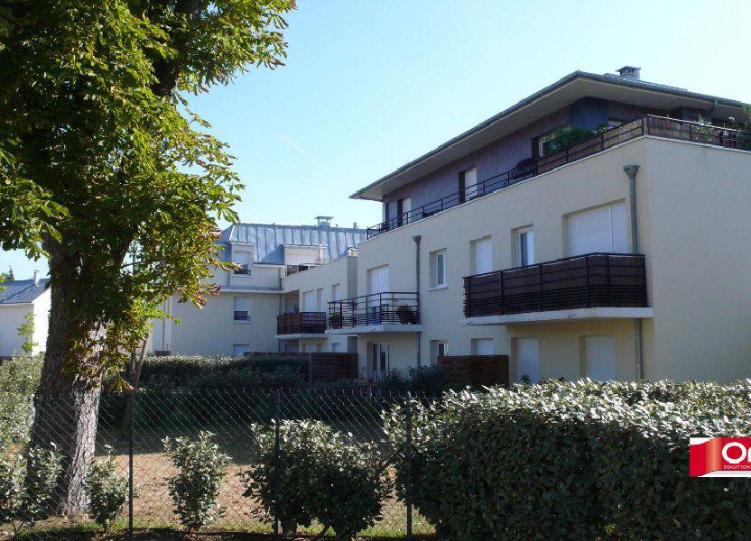 Appartement à louer 39.4m2 à Verneuil-sur-Seine