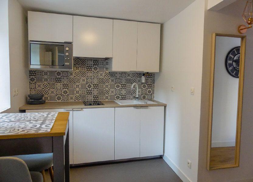 Appartement à louer 18.46m2 à Aubergenville
