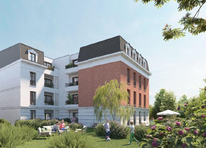 Appartement à vendre 60.4m2 à Gagny