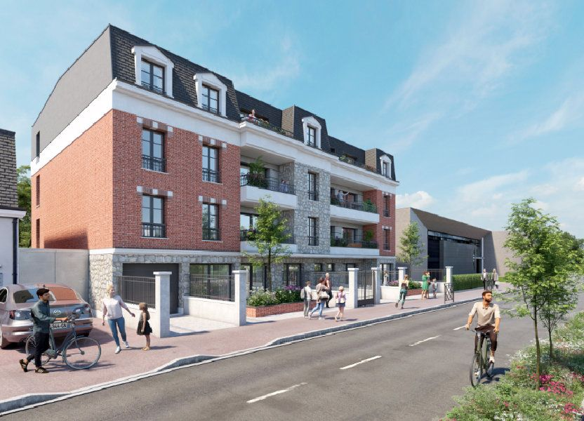 Appartement à vendre 73.1m2 à Gagny