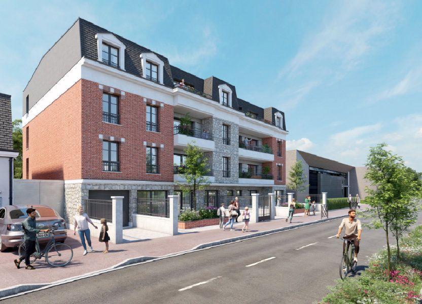 Appartement à vendre 58m2 à Gagny