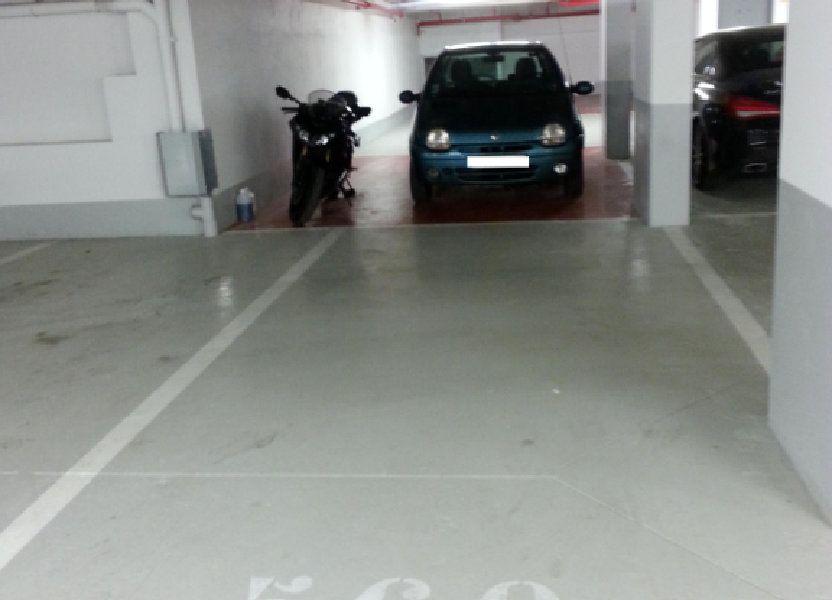 Stationnement à louer 0m2 à Vélizy-Villacoublay