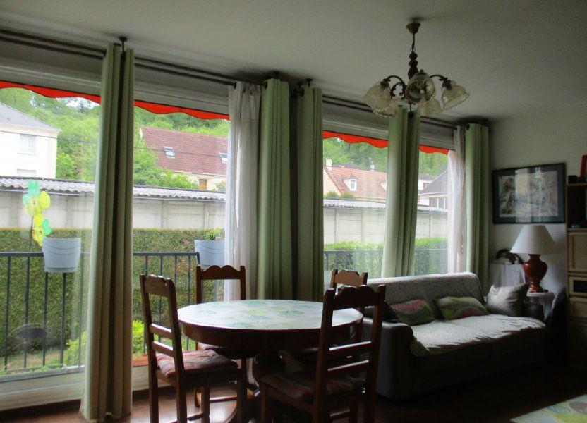 Appartement à vendre 73.87m2 à Saint-Cyr-l'École