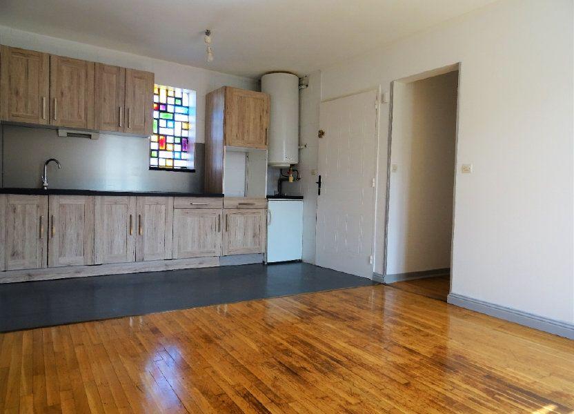 Appartement à louer 51.3m2 à Quincy-Voisins