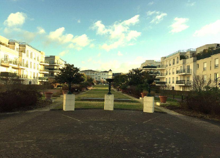 Appartement à louer 39.3m2 à Montévrain