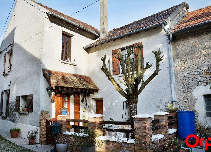 Maison à vendre 90m2 à Esbly