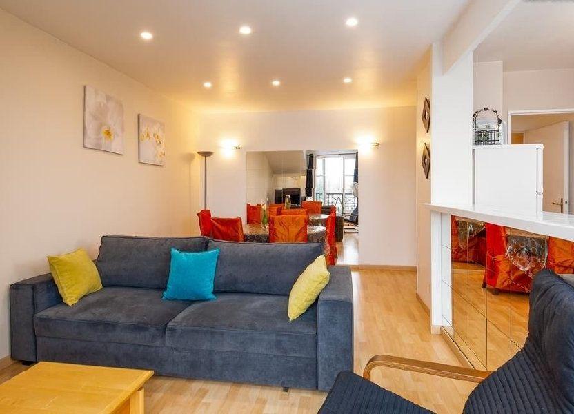 Appartement à vendre 53.26m2 à Bailly-Romainvilliers
