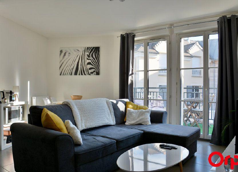 Appartement à vendre 43m2 à Coupvray