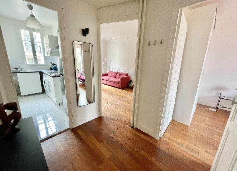 Appartement à louer 38m2 à Montrouge
