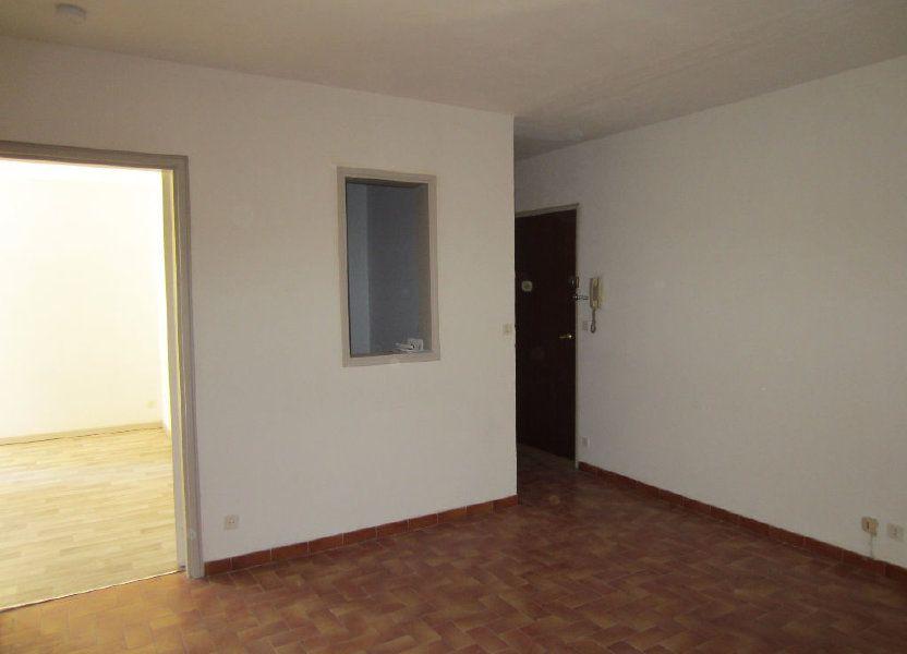 Appartement à louer 36m2 à Pertuis
