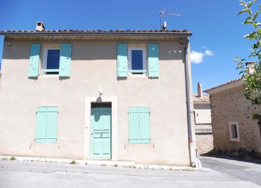 Maison à louer 78m2 à Cabrières-d'Aigues