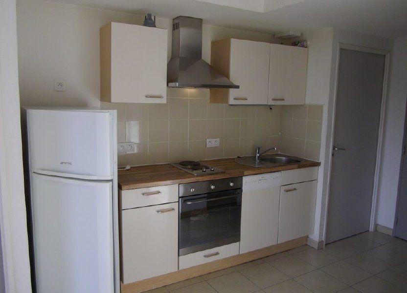Appartement à louer 37.19m2 à Manosque