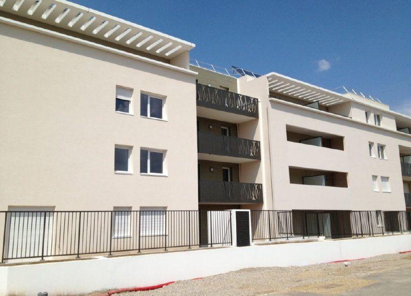 Appartement à louer 24.38m2 à Manosque
