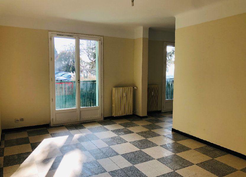 Appartement à louer 70.74m2 à Manosque