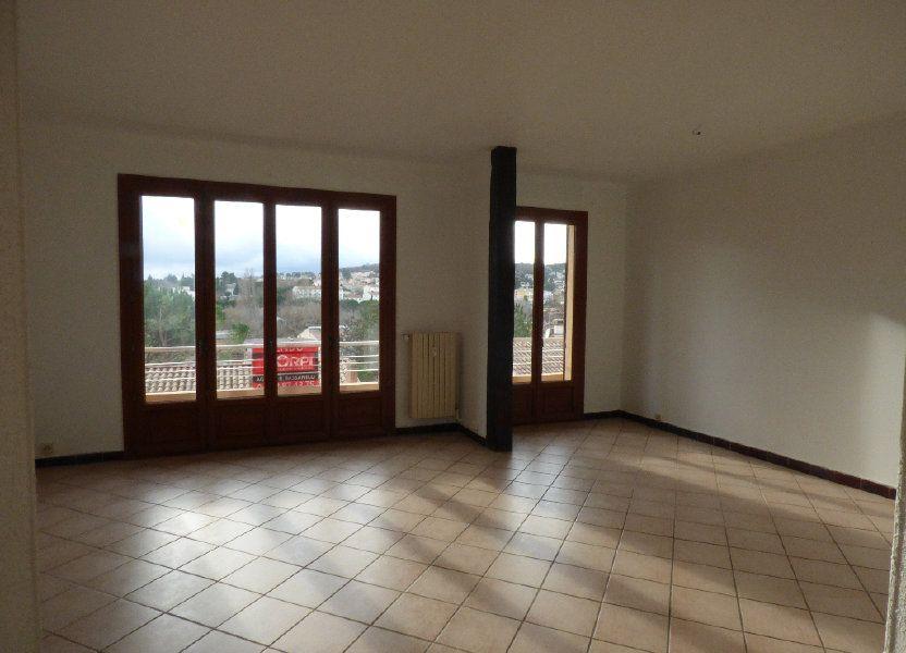 Appartement à vendre 97.4m2 à Manosque