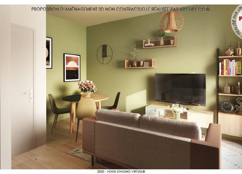Appartement à vendre 43.85m2 à Manosque