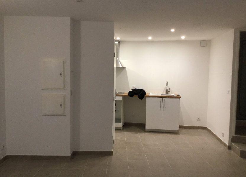 Appartement à louer 29.1m2 à Manosque