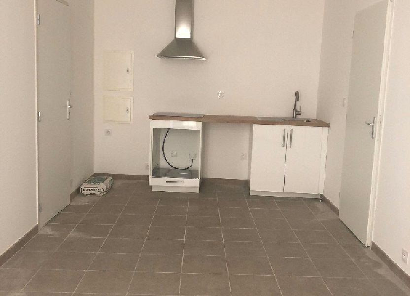 Appartement à louer 31.59m2 à Manosque