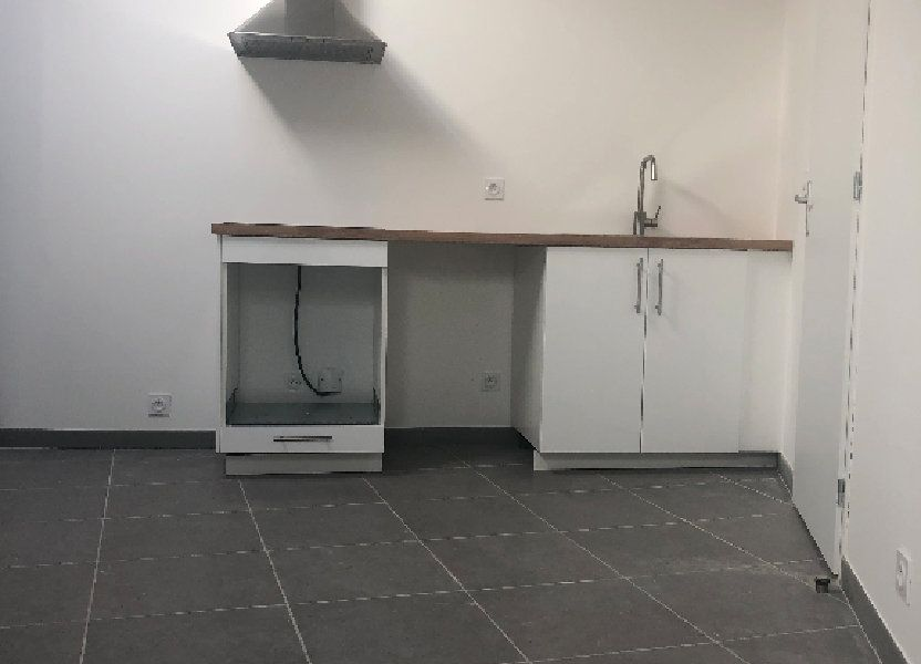 Appartement à louer 19.62m2 à Manosque