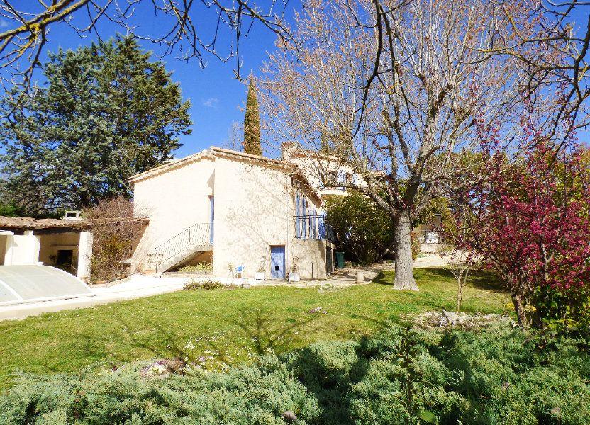 Maison à vendre 161.32m2 à Pierrevert