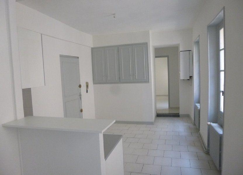 Appartement à louer 54m2 à Carpentras