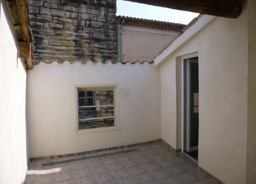Maison à louer 85m2 à Carpentras