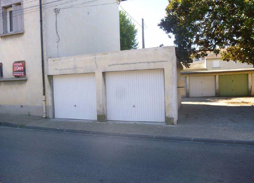 Stationnement à louer 15m2 à Carpentras