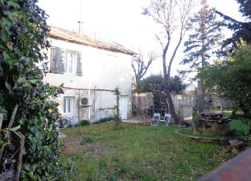 Maison à vendre 72m2 à Carpentras
