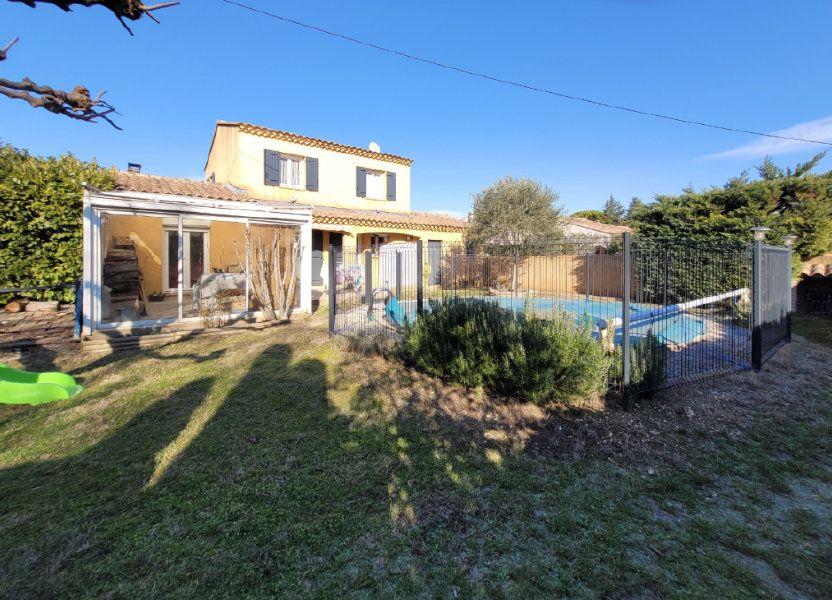 Maison à vendre 103m2 à Carpentras