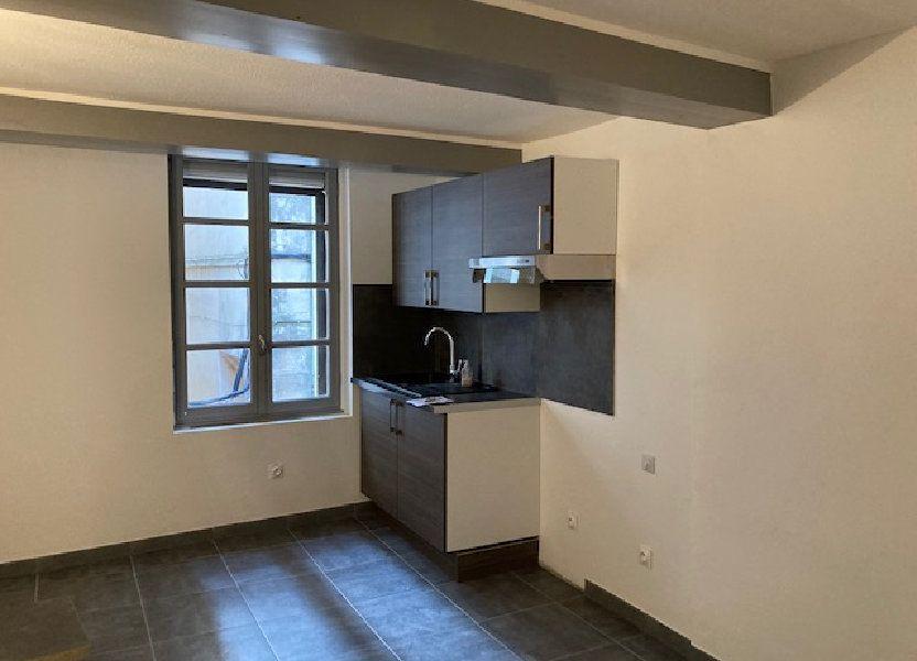 Appartement à louer 32m2 à Carpentras