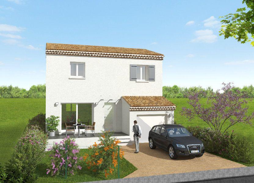Maison à vendre 93.08m2 à Carpentras