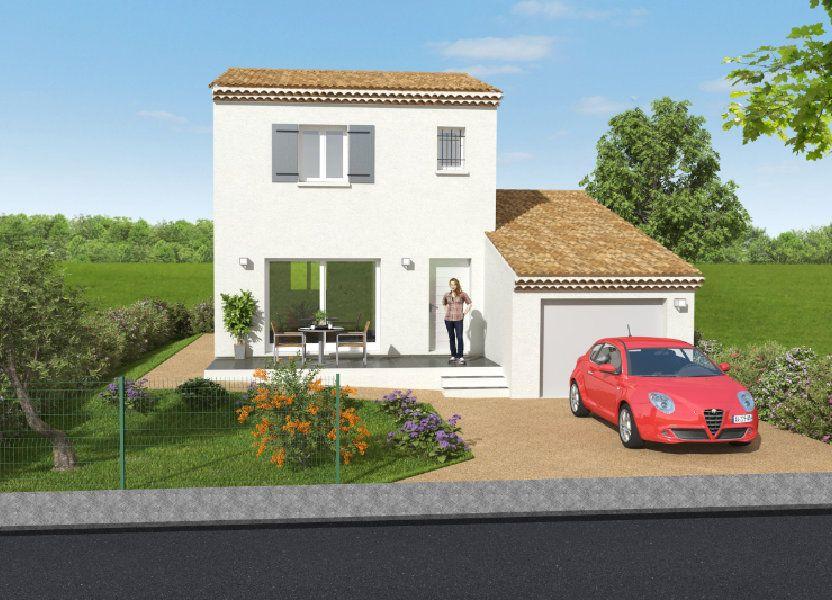 Maison à vendre 77.32m2 à Carpentras